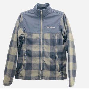 Columbia Men's  Zip Up Jacket size small